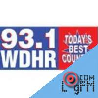 WDHR-FM (The Best Country 93.1)