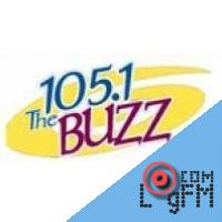 KRSK-FM (105.1 The Buzz)