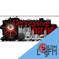 Depressive metal rock Radio BLACK